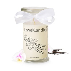 JEWELCANDLE CREAMY VANILLA COLLIER