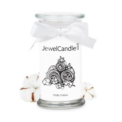 Jewelcandle fluffy cotton collier