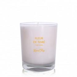 Les Lumières du Temps - Bougie parfumée Fleur de tiaré