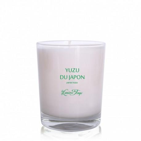 Les Lumières du Temps - Bougie parfumée Yuzu du Japon