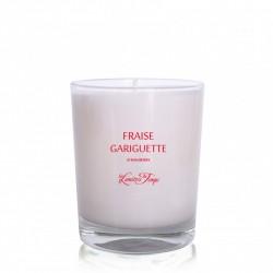 Bougie parfumée Fraise Gariguette