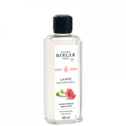 Recharge parfum 500mL Amour d'Hibiscus