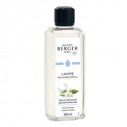 Parfum 500 ml Délicat musc blanc