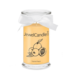 JEWELCANDLE Tropical Peach Collier