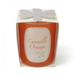 Bougie parfumée Cannelle Orange