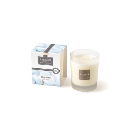 Bougie parfumée Blanc Coton