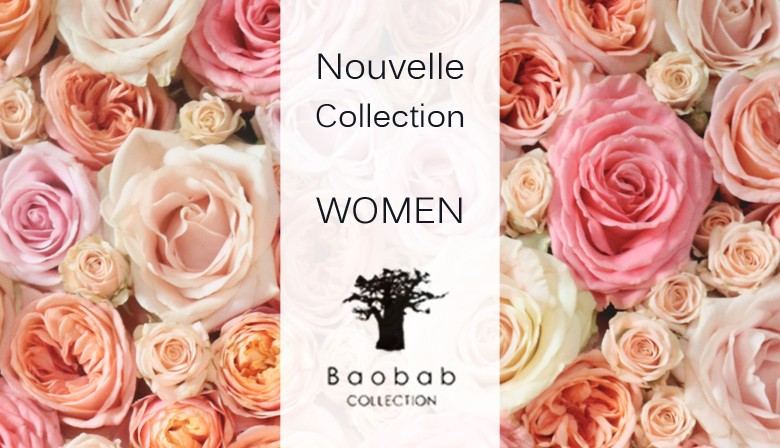 Baobab Collection - Bougie parfumée Women